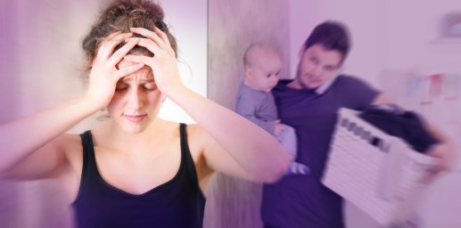 ​What You Need To Know About Postpartum Depression