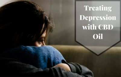 Treating Depression With CBD Oil